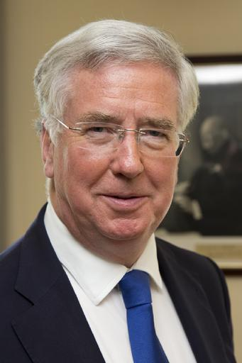The Right Honourable Sir Michael Fallon KCB PC MP