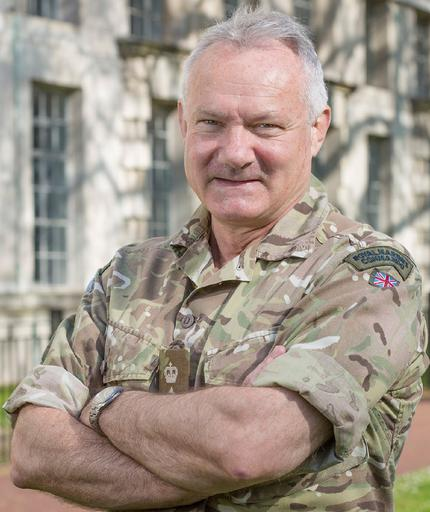 General Sir Gordon Messenger KCB DSO* OBE ADC