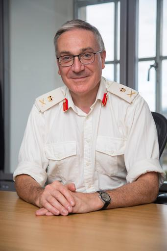 Lieutenant General Richard Nugee CVO CBE